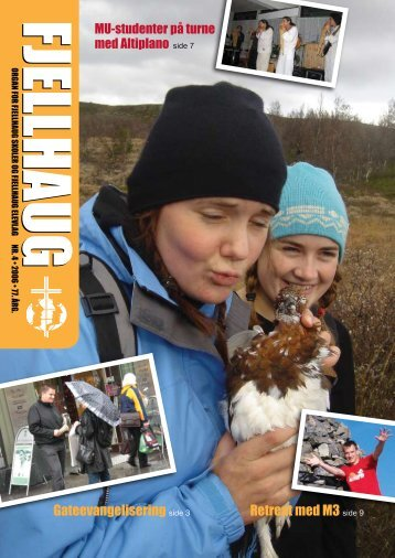 Fjellhaug Blad 04-2006 - Fjellhaug Internasjonale Høgskole