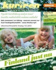 Finland Just Nu - KustNytt