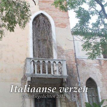Italiaanse verzen