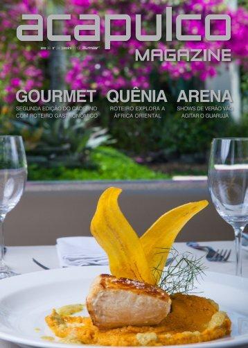 GOURMET QUÊNIA ARENA - Jardim Acapulco
