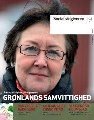 Socialrådgiveren nr. 19-2008 - Dansk Socialrådgiverforening