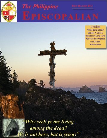 read issue - Episcopal Church in the Philippines