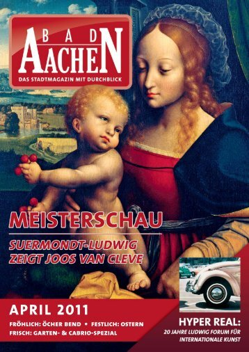 editorial 2011 - Bad Aachen