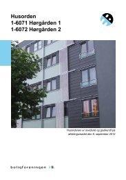 1-6071/6072 Hørgården 1-2 - Boligforeningen 3B