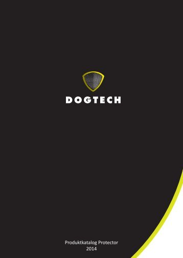 DOGTECH - Protector Hundskydd