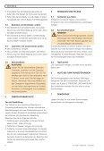 Anleitung für Montage, Betrieb und Wartung Installation, Operating ... - Page 6