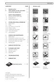 Anleitung für Montage, Betrieb und Wartung Installation, Operating ... - Page 7
