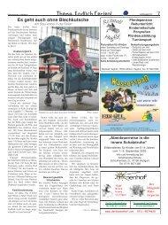 kostenlos und doch so schön - Elternzeitung Luftballon