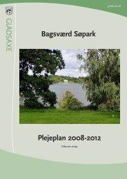 Plejeplan for Bagsværd - Gladsaxe Kommune