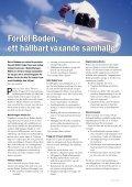 Boden Bild Nr 3 - 2009 - Bodens kommun - Page 3