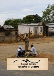Project dossier Tanzania :: Dodoma - Livingstone