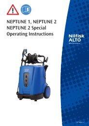 NEPTUNE 1-2 FA Manual - Nilfisk PARTS - Nilfisk-Advance