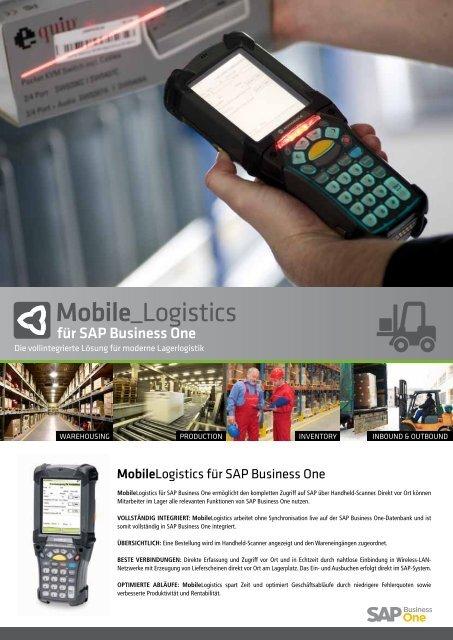 MobileLogistics - B1-Blog