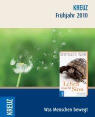 Kurz: Peter L. Berger ist ein anhaltend ... - Verlag Herder