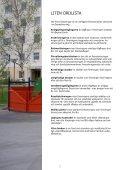 Årsredovisning för verksamhetsåret 2006 - Brf Väduren - Page 2