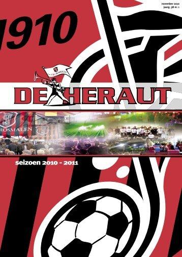 seizoen 2010 - 2011 - vv OJC ROSMALEN