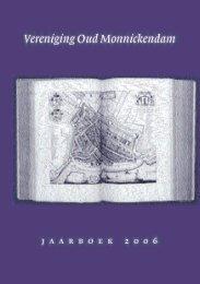 archief/Jaarboeken/Jaarboek VOM-2006.pdf - Vereniging Oud ...