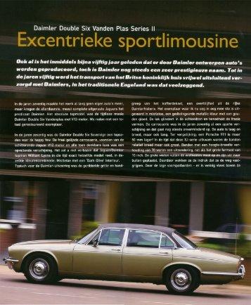 restauratie Daimler Double Six Van Den Plas - Stenger Jaguar Service