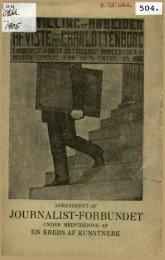 JOURNALIST-FORBUNDET