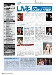 Musik und CDs - Regensburger Stadtzeitung