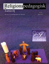 Nr 24 Våren 2012 - Religionspedagogiskt idéforum