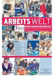 ARBEITSWELT - Singener Wochenblatt