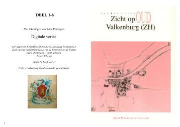 Digitale versie - Vereniging Oud Valkenburg