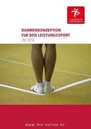 2. Struktur und Förderung des Leistungssports - Hessischer ...