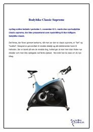 Bodybike Classic Supreme - Cycling Online
