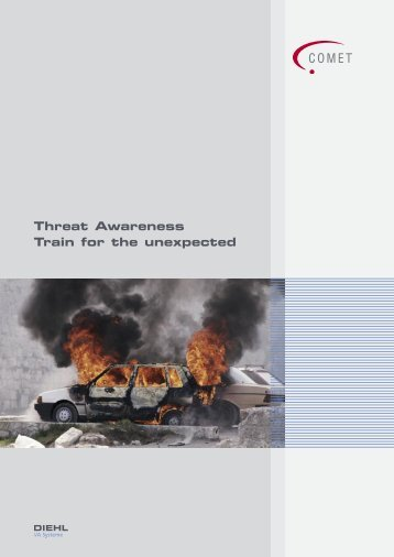 Threat Awareness Train for the unexpected