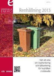 Mer information i broschyren - Uddevalla kommun