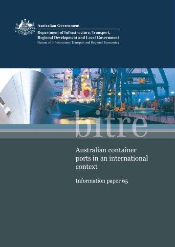 PDF: 618 KB - Australian Transport Council