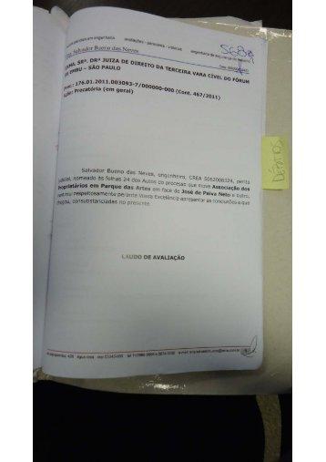 Impressão de fax em página inteira - Canal Judicial