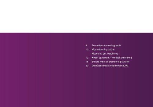 Publikationen i PDF format - Det Etiske Råd