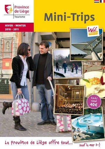 La Province de Liège offre tout... - Wal'incoming
