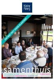 samenthuis, juni 2012 - Kleine Meierij