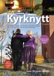 Kyrknytt 4 2012 - Nybro Pastorat