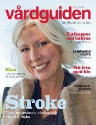 Läs nr 4 2012 som pdf - Vårdguiden