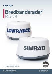Bredbands Radar Folder - Sportmanship Marin