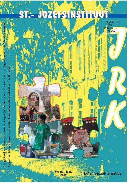 JRK - juni 2007 in PDF - Sint-Jozef Ternat