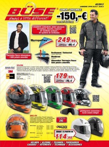 Folder 02/2013 - Hurkx Motoren en Scooters Eindhoven