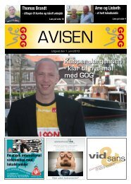 GOG avisen - 1. juni 2010