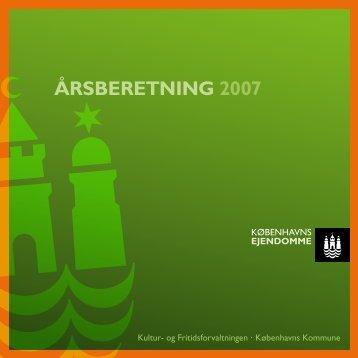 ÅRSBERETNING 2007 - EngelMedia