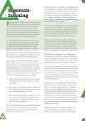 Rättvist miljöutrymme - Jordens Vänner - Page 4