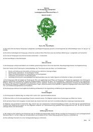 Satzung - Landesjagdverband Rheinland-Pfalz