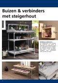 Brochure_Jewe_steigerhout, verbinders en vintage panelen ... - JéWé - Page 6