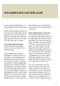 ADFÆRDSPROBLEMER HOS HUNDE - Dyrenes Beskyttelse - Page 7
