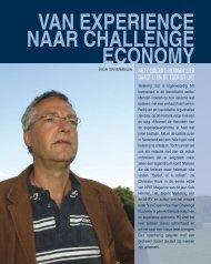 NRIT magazine augustus 2009 - The Challenge Economy Herman ...