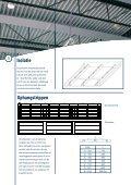 Aluminium stralingspanelen - Almo - Page 4