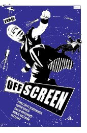 FIRST (OFF) SCREENINGS OUTER SPACE SHAW ... - Cinéma Nova